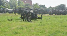 Video: Prima detaşare militară românească o provocare în componența armatei SUA! Detaşament cu tunuri de apărare antiaeriană în batalionul internaţional NATO din Polonia