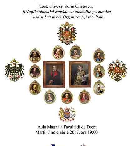 Familia Regală a României în concertul dinastiilor europene