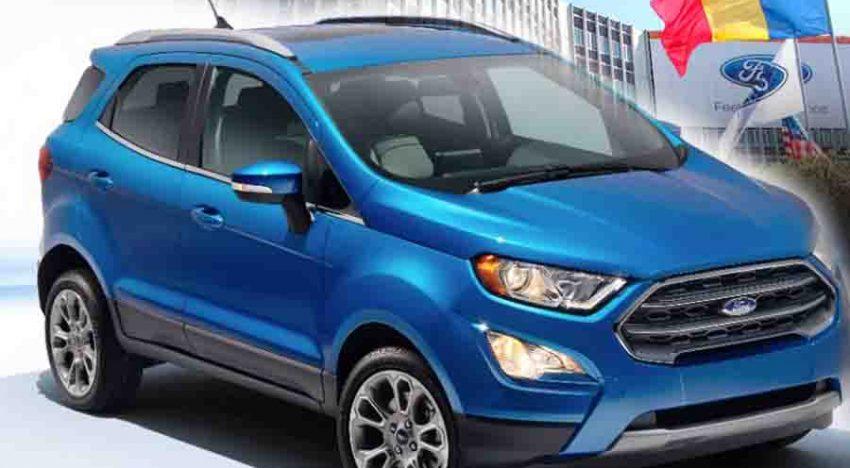 Ford România a marat vineri un milion de motoare EcoBoost de 1,0 litri fabricate la uzina din Craiova