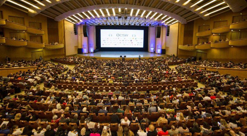 La premiera de Gală, Filmul OCTAV a polarizat energiile a peste 4.000 de spectatori