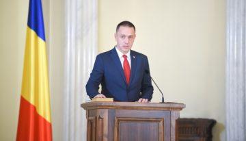 """Ministrul Apărării, Mihai Fifor: """"România este membru al unei mari echipe – NATO şi aici intenţionăm să fim în perioada următoare"""""""