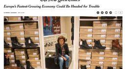 Economia României s-ar putea confrunta cu probleme în viitorul apropiat! Avertisment The New York Time