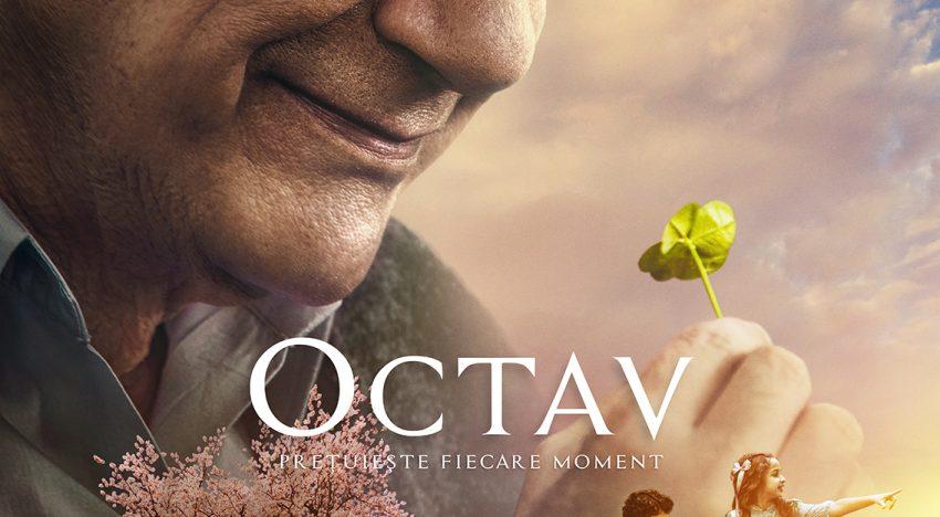 Un succes al cinematografiei românești! OCTAV, cel mai mare număr de spectatori pentru un film românesc în 2017, la o săptămână de la lansare