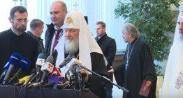 Video Patriarhul Kiril: Sunt foarte bucuros să pășesc pe pământul României; avem valori ortodoxe comune