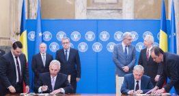 A fost semnat Memorandumul de înțelegere care va permite lansarea programului de înzestrare a armatei cu sisteme Patriot și a transferului de tehnologie către Aerostar Bacău