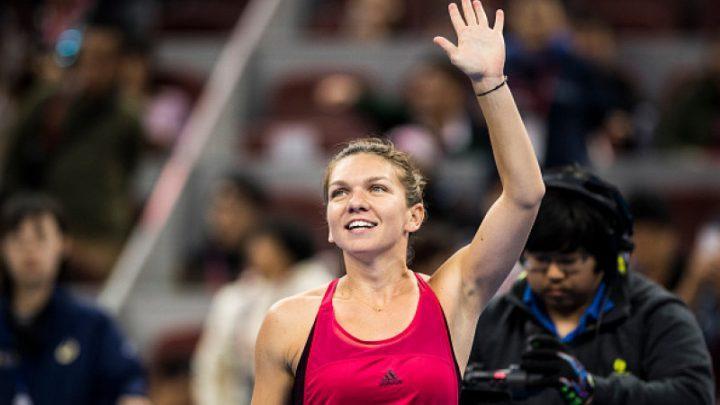 Simona Halep s-a calificat în semifinalele turneului WTA de la Beijing după o victorie clară! Am putea vedea o finală românească WTA?