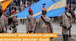 """Moscova continuă să atace România prin Sputnik.md! Propune un sondajdespre referendumul pentru autonomia """"Ținutului secuiesc"""" după modelul Cataloniei"""