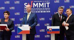 """Cheia summitului țărilor din grupul Vișegrad: """"O reformă a Uniunii Europene este de neconceput fără participarea ţărilor din Europa centrală"""". România a lipsit"""