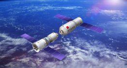 Staţia spaţială chineză Tiangog-1, de 8,5 tone, şi-a accelerat coborârea necontrolată către Pământ. Nu se știe în ce colț al planetei se va prăbuși