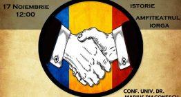 Basarabia 1918-2018 Provocări la adresa României privind Unirea – Conferință la București