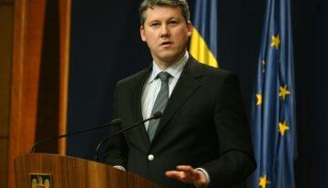 """Liberalul Cătălin Predoiu: """"Nu pot să accept tonul pe care SUA vorbeşte României"""""""