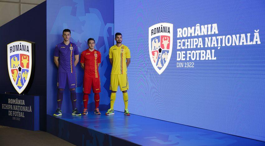Video: Centenarul Marii Uniri, reflectate în prima identitate de brand din istoria Echipei Naționale de fotbal a României