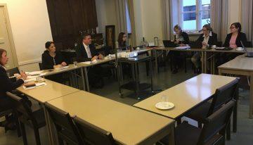 Drepturile copiilor cetățenilor români din Finlanda, pe agenda întâlnirii bilaterale româno – finlandeze