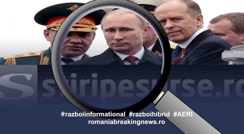 Război informațional rusesc împotriva României și Republicii Moldova prin instrumentul media stiripesurse.ro
