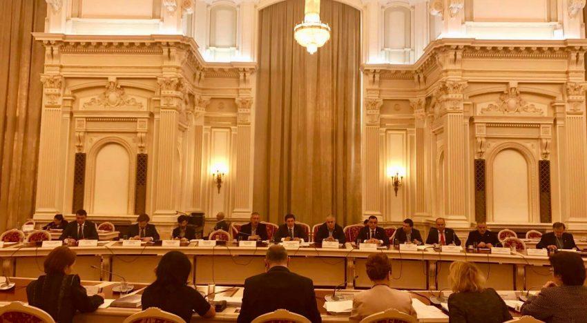 Sfârșit de sesiune fructuos pentru președintele Comisiei pentru comunitățile de români din afara granițelor țării