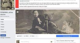 """În anul CENTENARULUI MARII UNIRI, facebook """"dă de pământ"""" cu pagina """"ROMANIA, arhive istorice"""", una dintre cele mai populare pagini dedicate imaginilor pe teme de istorie românească"""
