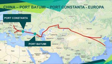 """China poate schimba fața economiei românești. Sistemul feroviar european  """"noul Drum al Mătăsii"""""""