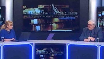 """Video: Evocarea personalităţii savantului Dimitrie Guşti, părintele şcolii româneşti de sociologie şi al Muzeului Satului și despre economia României între scenariul grecesc şi miracolul divin în emisiunea """"Un Veac de la Marea Unire"""""""