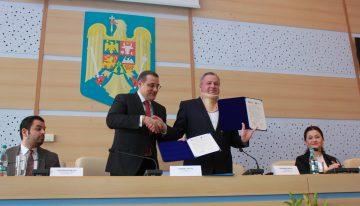 Sectorul 6 al Municipiului București și Raionul Hîncești din Republica Moldova au semnat de ziua Unirii Basarabiei cu România un acord de cooperare