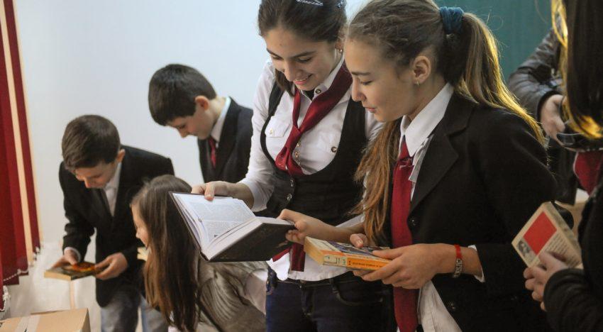 Școlile din România își pot construi biblioteci gratuit