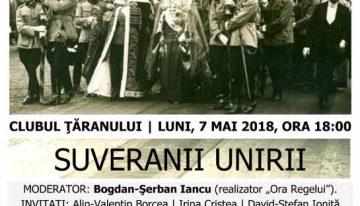 Omagierea Suveranilor Marii Uniri a Românilor de către tinerii istorici români