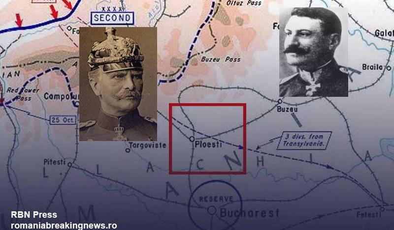 Ploieștiul în timpul Primului Război Mondial
