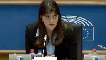 Laura Codruța Kovesi a câștigat cele mai multe voturi în ambele comisiii, postul nu este încă adjudecat de șefa DNA