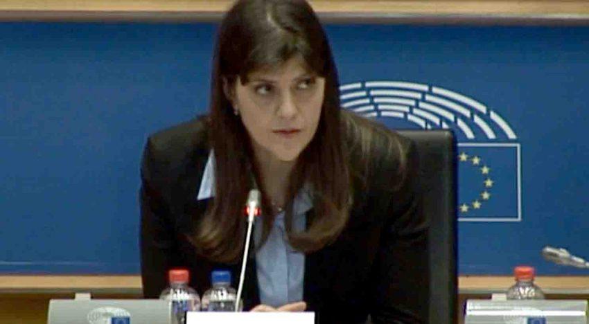 Laura Cotruţa Kovesi a fost votată pentru funcţia de procuror-șef european cu o majoritate covârşitoare în Consiliul Uniunii Europene