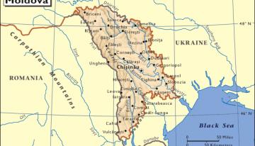 REPUBLICA MOLDOVA – O DESTINAȚIE TURISTICĂ ÎNTR-O MIZĂ GEOPOLITICĂ REGIONALĂ?