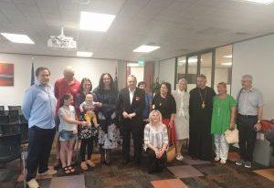Întâlnirea ministrului Natalia-Elena Intotero cu românii din Auckland și Wellington
