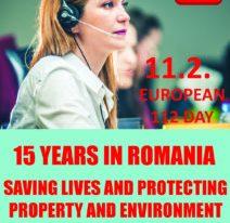 Ziua Europeană a Numărului de Urgență 112. Oamenii 112