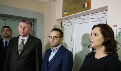 Spitalului Oncologic din Cernăuţi (Nordul Bucovinei -Ucraina), renovat de ROMÂNIA