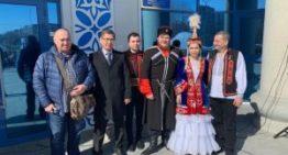 Încheierea vizitei secretarului de stat Victor Alexeev în Republica Kazahstan