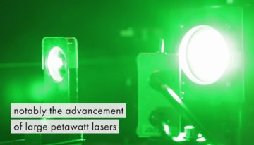 Presa franceză: Primul record mondial al sistemul cu laser ultra-intens construit în România. A emis primele impulsuri cu o putere de 10 petawatts.