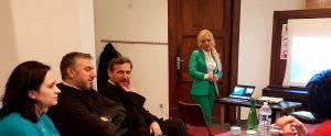 Secretarul de stat Lilla Debelka a participat la prima reuniune a Comitetului Interdepartamental pentru Dezvoltare Durabilă