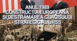 """Eveniment științific dedicat """"Anului 1989, construcției europene și destrămării glacisului strategic al URSS"""" la Fundația Titulescu"""
