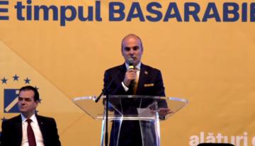 Video: Rareș Bogdan la Chișinău, apel la adresa conducerii statului român pentru a acorda o atenție specială Republicii Moldova