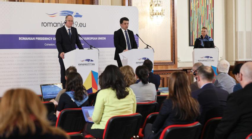 Reuniunea informală a miniștrilor culturii la București