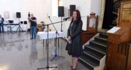 Participarea ministrului Natalia Elena Intotero la reinaugurarea Sinagogii din Deva
