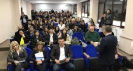 Secretarul de stat Victor Alexeev a prezentat Campania IASL în județele Vaslui și Vrancea