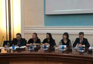 Subsecretarul de stat Victor Ionescu a prezentat Campania IASL în județele Olt și Dolj