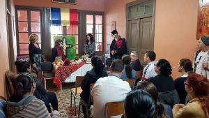 Vizita ministrului Natalia Elena Intotero la școlile românești din Limassol și Nicosia