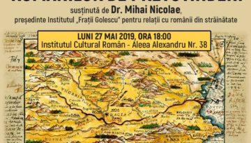 Exclusiv: Descoperirea Geografiei Românilor de pretutindeni