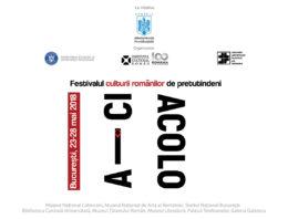 """Se deshide FESTIVALUL CULTURII ROMÂNILOR DE PRETUTINDENI – """"AICI-ACOLO""""  ediția a II-a, sub Înaltul Patronaj al Președintelui României"""