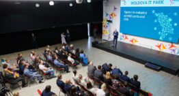 FOTO / Eveniment la Chișinău: Moldova IT Park, la 1 an de activitate