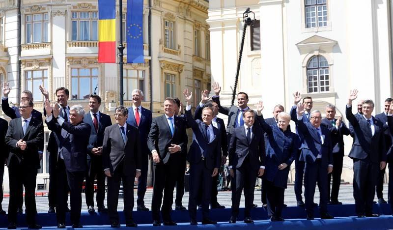Declarația comună a liderilor UE la Summitul de la Sibiu