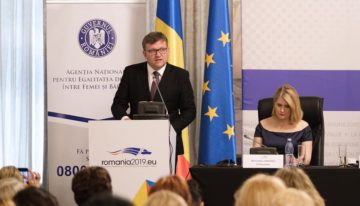 Condiția femeii moderne – între empowerment, leadership și discriminarea de gen, tema Conferinței Internaționale la Nivel Înalt de la Palatul Parlamentului