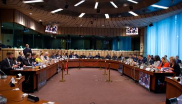 România prezidat cea de a 51-a reuniune a Consiliului Spațiului Economic European (Bruxelles, 20 mai 2019)