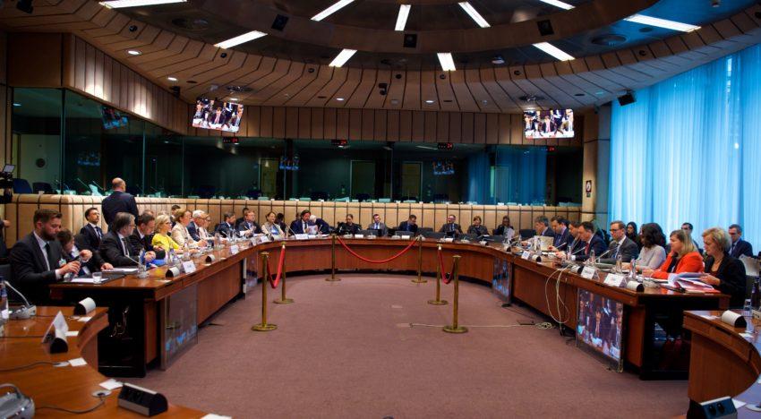 România a prezidat cea de a 51-a reuniune a Consiliului Spațiului Economic European (Bruxelles, 20 mai 2019)