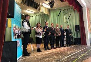 Participarea ministrului interimar Ștefan-Radu Oprea la lansarea Școlii românești și a Școlii de vară din Monterotondo (Italia)